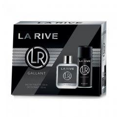 Set cadou La Rive Gallant parfum si deodorant