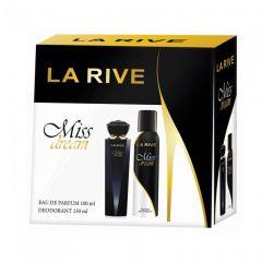 Set cadou La Rive Miss Dream parfum si deodorant