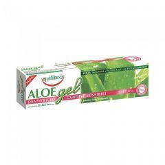 Pasta de dinti cu Aloe pentru gingii sensibile Equilibra 75 ml