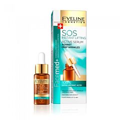 Serum Eveline SOS Active 100% Hyaluronic Acid 18 ml