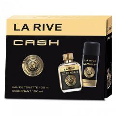 Set cadou La Rive Cash man, parfum + deo