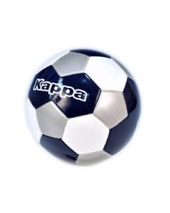 Minge fotbal Kappa, albastru-alb-gri, marimea 5