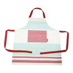 Sort de bucatarie cu buzunar, Jamie Oliver, unisex, 100% bumbac, 69 x 80 cm, utility apron, multicolor