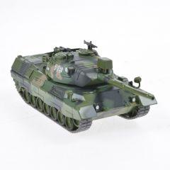 Macheta militara de colectie, masina de razboi minimodel Tanc Leopard 1A2, Eaglemoss, camuflaj, Scara 1:72