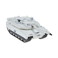 Macheta militara de colectie, masina de razboi minimodel Tanc Leclerc, Eaglemoss, alb, Scara 1:72