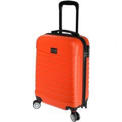 Troler cabina, Model Compatible Air, Quasar, portocaliu, 55 x 36 x 20 cm