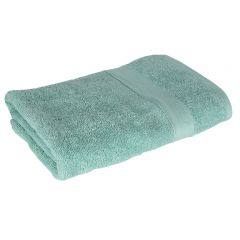 Prosop de baie 100% bumbac, Stories, 50 x 100 cm, 450 gr/mp, ultra absorbant, verde