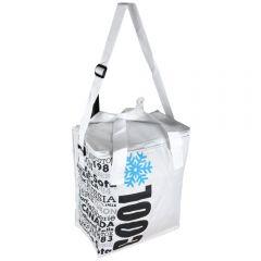Geanta frigorifica Cool 18 L, cooler bag pentru camping, picnic, plaja, Gusta, 30 x 17 x 35 cm