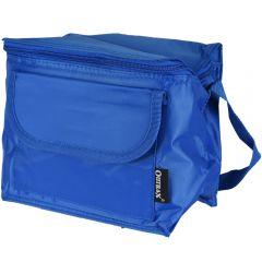 Geanta frigorofica termoizolanta, Outbax, 3 litri, pentru pachetel scoala sau gradinita, 17 x 20 x 13, cm, albastru