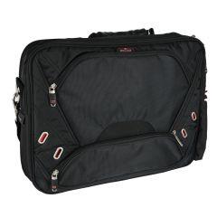 "Geanta de umar pentru laptop 17.3"", Elleven Proton Checkpoint, 44 x 33 x 10 cm, negru"