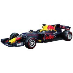 Macheta auto de colectie, Formula 1 Red Bull Racing, minimodel F1, Tag Heuer RB 13, metal, negru, Scara 1:43