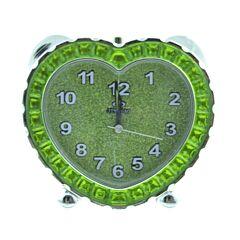 Ceas desteptator inima verde