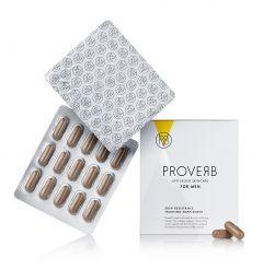 Supliment alimentar pentru barbati Skin resistance training  60 cps  Proverb