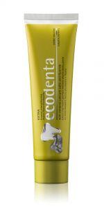 Pasta de dinti cu aroma de pepene pentru intarirea smaltului dintilor  Extra  Ecodenta  100ml