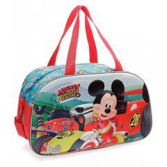Geanta de voiaj 3D 44 cm Mickey Roadster Racers