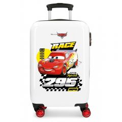 Troler ABS 55 cm 4 roti Cars Joy