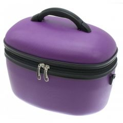 Geanta ABS pentru cosmetice 36 cm Davidt's violet