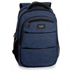 Rucsac laptop 45.5 cm Movom Ottawa albastru