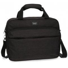 Geanta pentru laptop 42 cm Movom Ottawa negru