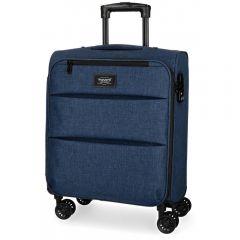 Troler 55 cm 4 roti Movom Ottawa albastru