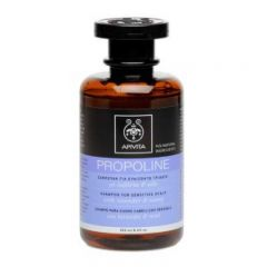 Sampon propoline pentru scalp sensibil cu lavanda si miere, apivita, 250 ml