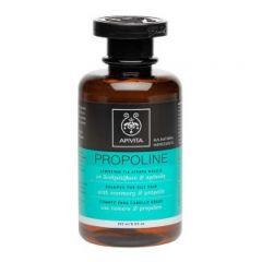 Sampon propoline pentru parul gras cu rosemary si propolis, apivita, 250 ml