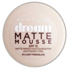 Maybelline ny dream matte mousse - 2 nuante