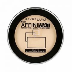 Pudra Compacta Matifianta Maybelline AFFINIMAT - 3 nuante