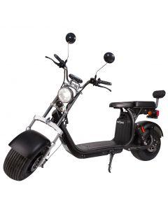 Trotineta Electrica Smart Balance™ SB50, Autonomie 60 Km, Viteza maxima 25 km/H, Timp incarcare 6H, Baterie detasabila 20 Ah, Suspensie Fata-Spate, Putere motor 2000W