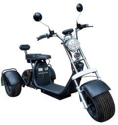 Motocicleta Electrica SB50 3 Wheels, Autonomie 60 Km, Smart Balance™ Premium Brand, Baterie detasabila 20 Ah, Viteza maxima 25 km/H, Putere motor 2000W, Timp incarcare 6h, Suspensie Fata-Spate, Telecomanda, Alarma