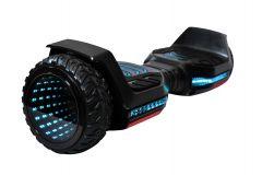 Hoverboard Smart Balance™ Premium Brand, Regular Infinity Mirror, roti 6,5 inch, baterie Samsung, AutoBalans, putere 1000W, led-uri, lumini de zi/noapte, autonomie 15 km