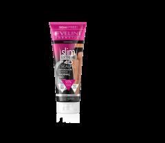 Namol Termal Anticelulitic Fara Clatire, Eveline Cosmetics, Slim EXTREME 4D Scalpel, 250 ml