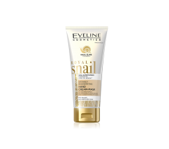 Crema-Masca Pentru Maini Eveline Cosmetics, Royal Snail Therapy, 100 ml