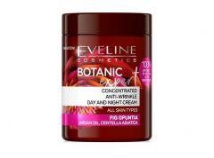 Crema de fata, Eveline Cosmetics, Botanic Expert, Anti-rid, cu extract de fig opuntia, 100 ml