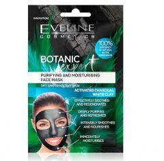 Masca de fata, Eveline Cosmetics, Botanic Expert Purifying & Moisturising, 10 ml