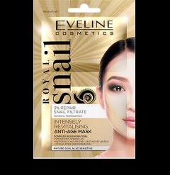 Masca de fata, Eveline Cosmetics, Royal Snail, anti-rid, 10 ml
