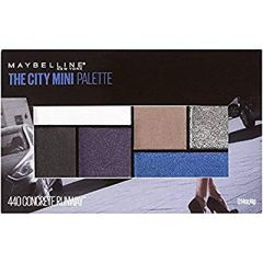 Paleta Farduri Maybelline New York  The City Mini Palette 440 Concrete Runway