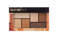 Paleta Farduri Maybelline New York  The City Mini Palette  430 Downtown Sunrise