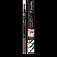 creion_multifunctional_pentru_sprancene_eveline_cosmetics,_brow_styler,02_dark_brown_0
