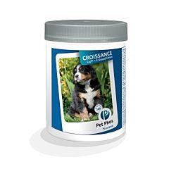 Pet Phos Croissance Ca/P=2 Special Grand Chien, 100 tablete