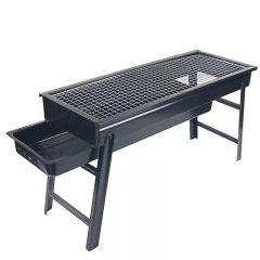 Gratar  Barbeque portabil pentru gradina si drumetie ,  Grunberg  ,BBQ04