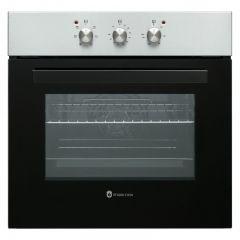 Cuptor electric incorporabil Studio Casa Roma Inox, 6 functii, Timer mecanic, Ventilator, Termostat, Clasa A