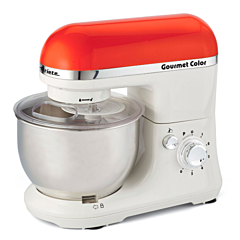 Mixer Gourmet 1594km Wh/Orange Ariete