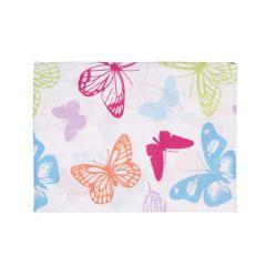 Cearceaf pat cu elastic Studio Casa- Butterfly Studio Casa,180 x 200 cm