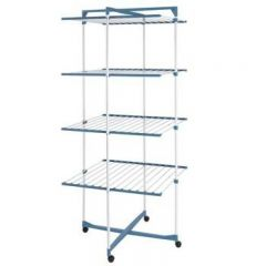USCATOR RUFE VERTICAL LOCK TOWER 4 NAVY BLUE , Meliconi