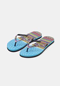 Papuci plaja dama  TEX 35/42