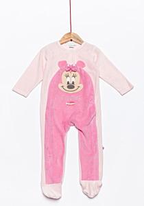 Salopetă noapte bebe  Minnie 1/36 luni