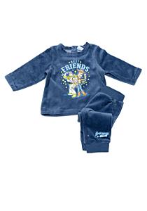 Pijama bebe Toys 6/36 luni