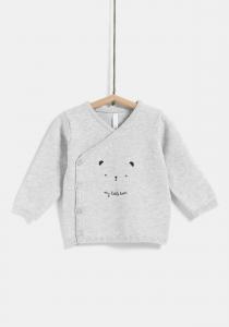 Jachetă tricotată nou născut 0/6 luni