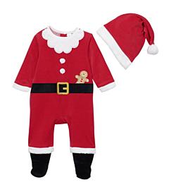 Costum Crăciun bebe 3/36 luni